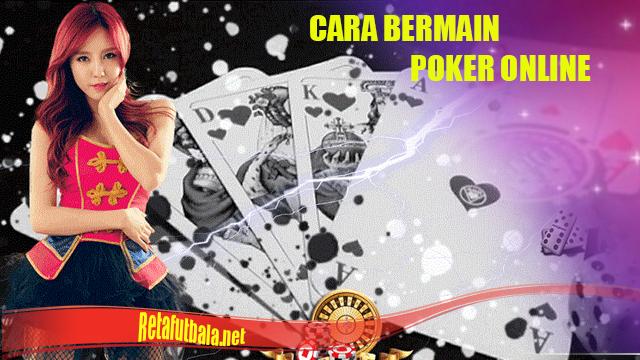 Terungkap Rumus Permainan Poker Online